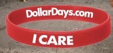 I care wristband