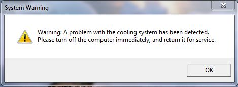 problem s I3 vysoke teploty
