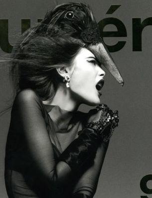 Журнал Numero #92, Апрель 2008