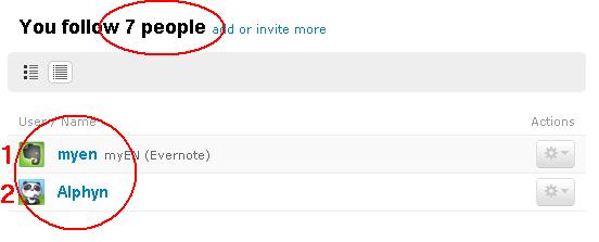 7 people