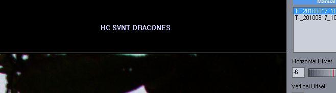 hc svnt dracones