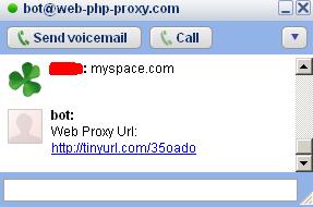 Web PHP Proxy