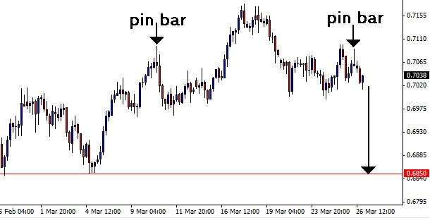 Forex pin bar trading