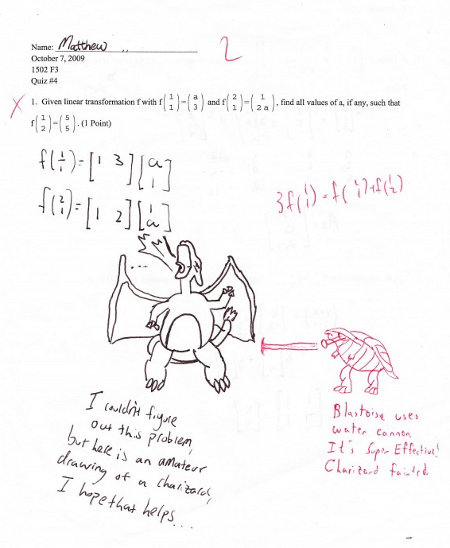 Pokemon- math