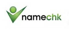 Namechk - Проверка занятости имени профиля в 130 социальных сервисах