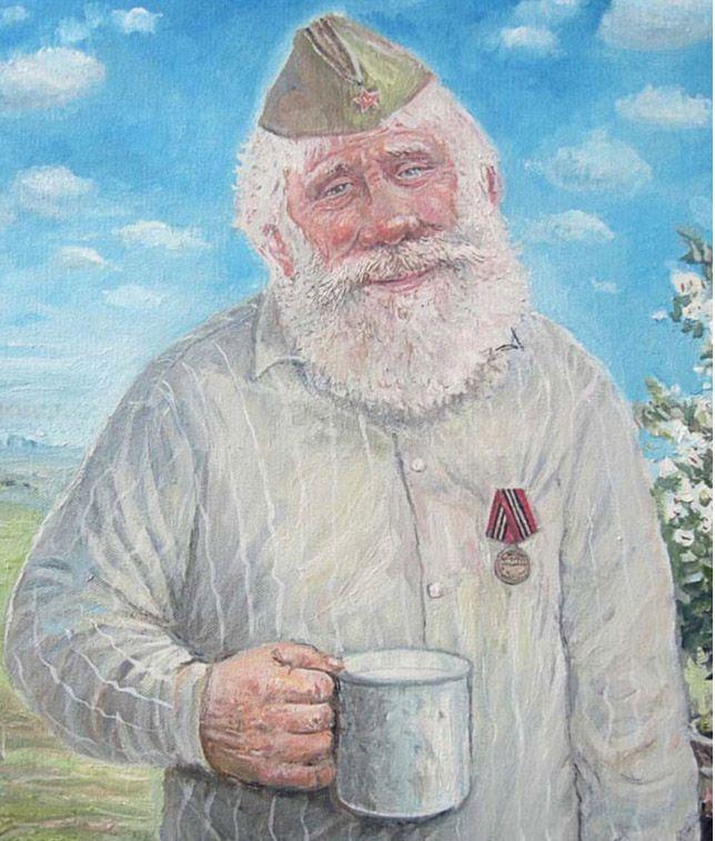 Леонид Баранов День Победы