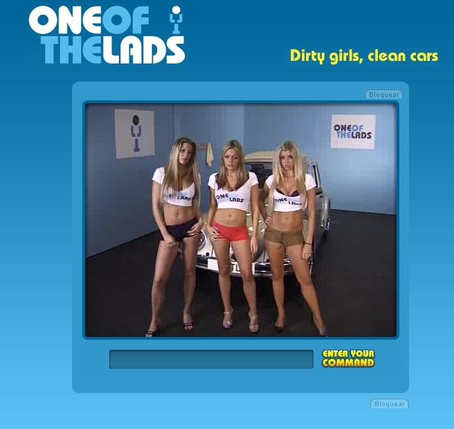 3 chicas tu les dices que hacer y lo hacen para vos