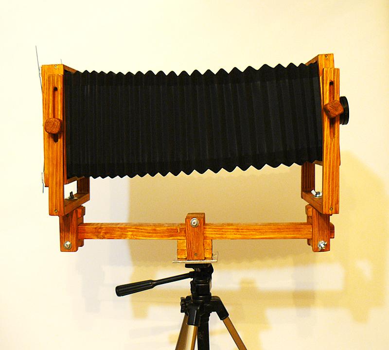 Камера большого формата собственными руками. (Фото 26)