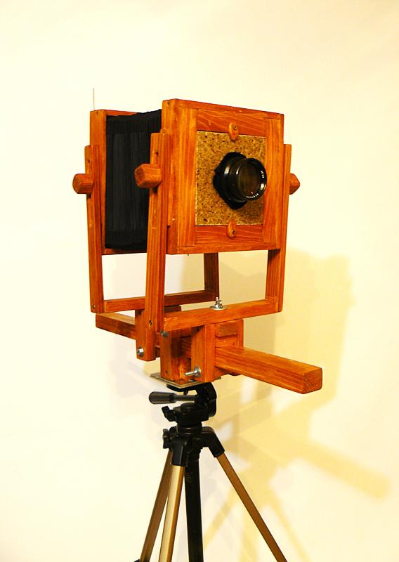 Камера большого формата собственными руками. (Фото 24)