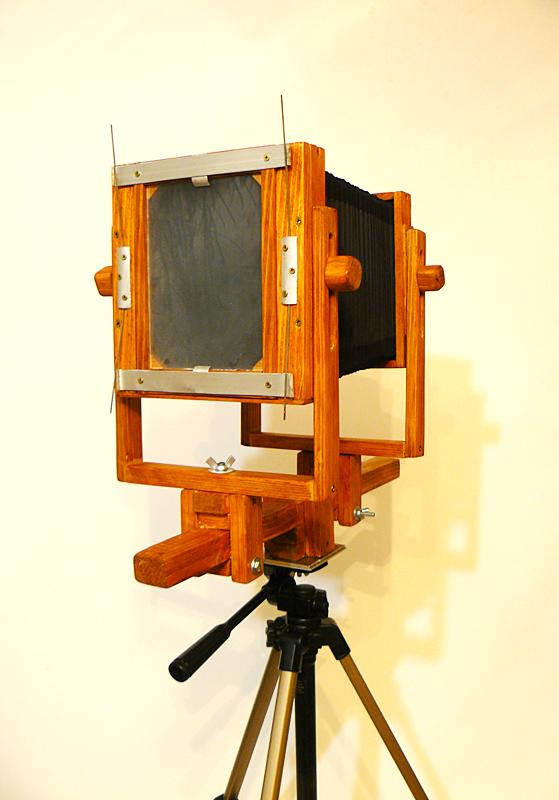 Камера большого формата собственными руками. (Фото 25)