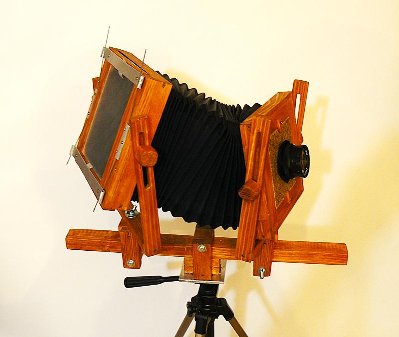 Камера большого формата собственными руками. (Фото 27)