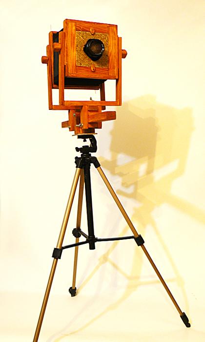 Камера большого формата собственными руками. (Фото 23)