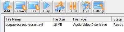 add video media coder