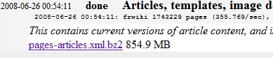 pages articles xml