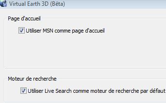 MSN forcé à l'installation d'un logiciel