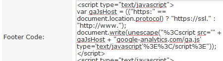 code analytics