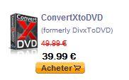 Acheter ConvertXtoDVD