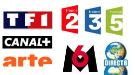 TF1, Canal +, M6