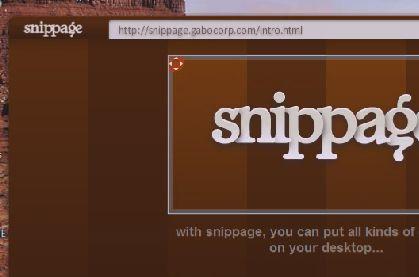 navigateur snippage