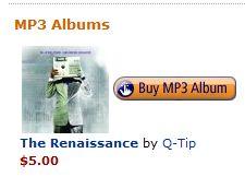q-tip the renaissance à 5 $