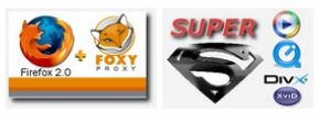 super et foxyproxy