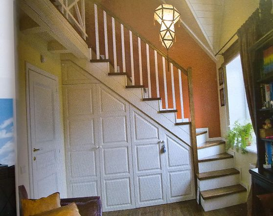 ... лестница в дачном доме с почти: realcomp.livejournal.com/569927.html?thread=7351623
