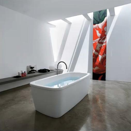 Моделирование ванны - Cinema 4d