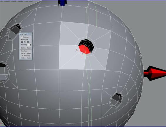 Трюки моделирования 01: круглые отверстия
