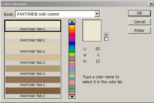 Renk paletine ne oldu?