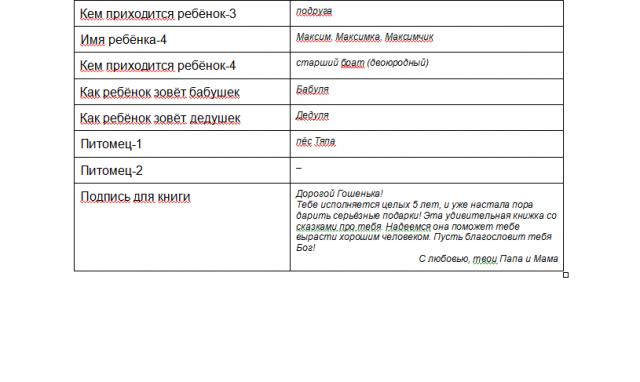 Образец заполнения анкеты для заказа книги. 1313950616-clip-20kb