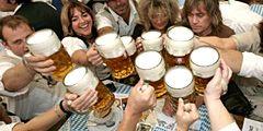 Октоберфест в Мюнхене начнется 19 сентября