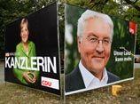 Соцопрос накануне выборов в Германии: Штайнмайер догоняет