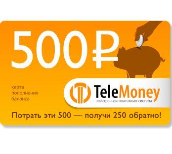 Post thumbnail of Telemoney.ru – очередной ресток, очередные 500 рублей!