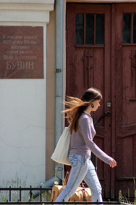 В Воронеж с подорожной по казенной надобности