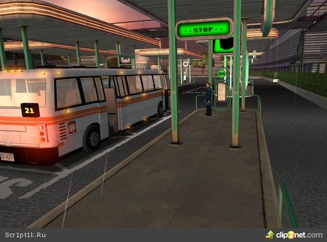 Скачать Bus Driver Дорогу автобусам!с.