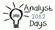 Analyst Days 2012 минск