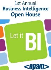 1st  Business Intelligence Open House