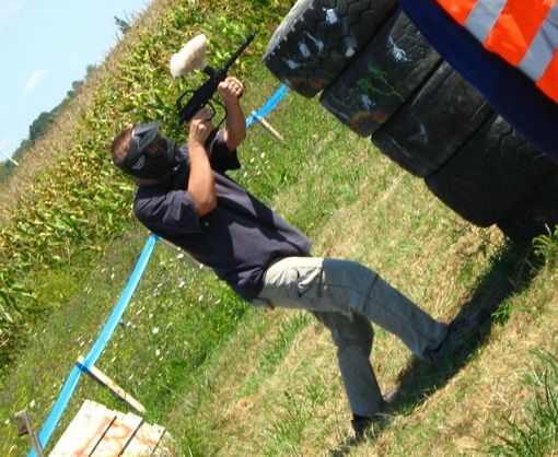 Paintball Bartolovci - Cile