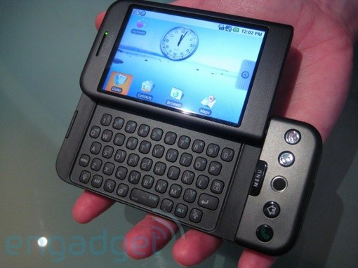 T-Mobile G1 Android