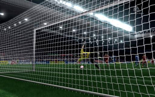 FIFA 09 gol