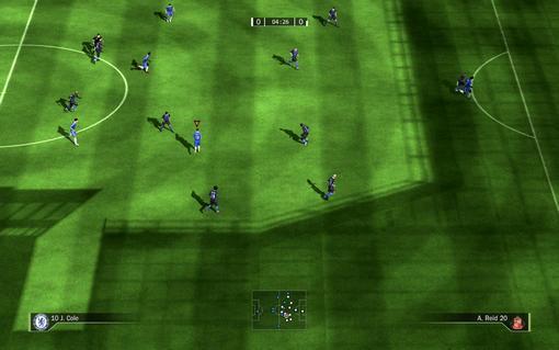 FIFA 09 akcija