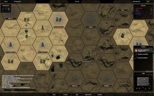 conquest screen