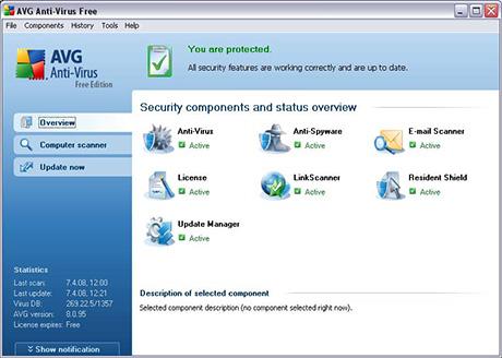 avg besplatni antivirus