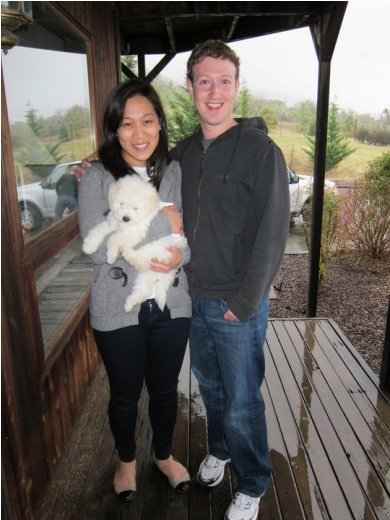 Mark- Zuckerberg- Priscilla- Chan- Puppy- Beast- PHOTOS