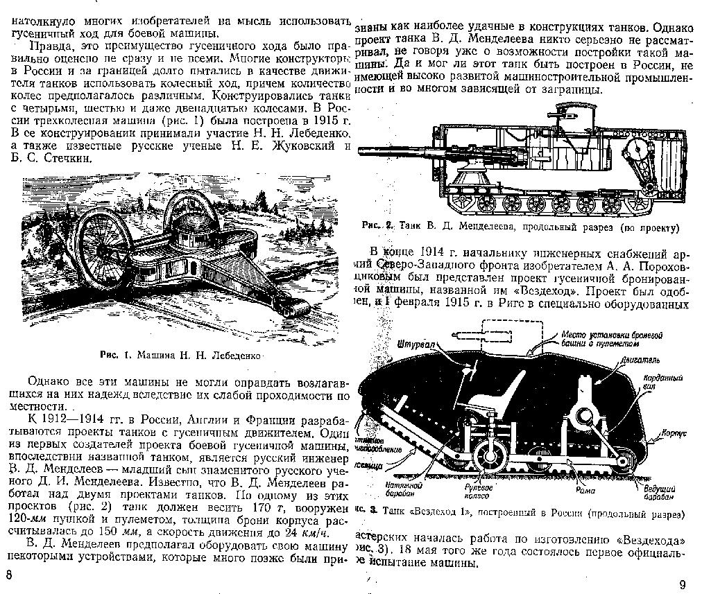 Тактика Танков Учебник
