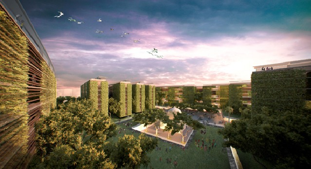 Dhaka projects part 3 page 56 skyscrapercity for Terraplan landscape architects