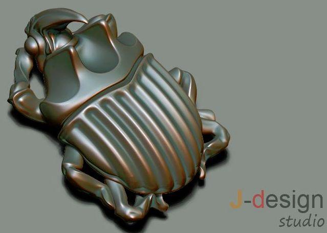 Моделирование мелкой пластики в ZBrush. Для ювелиров. 1379428072-clip-30kb