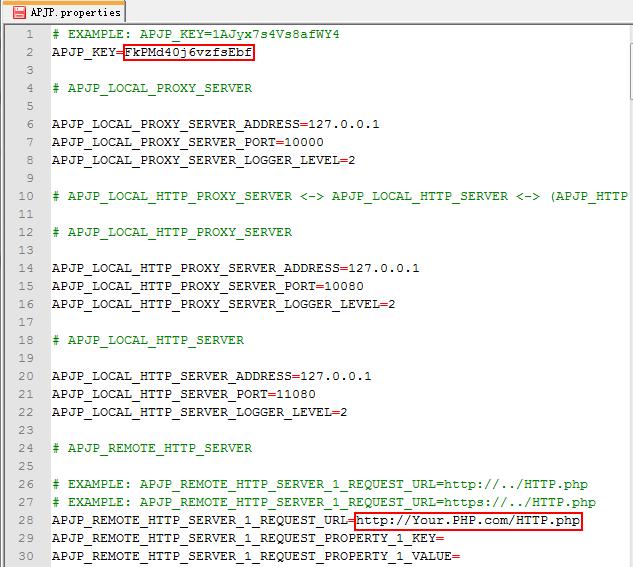 翻墙APJP:基于PHP和JAVA的自建代理教程v0.8.9