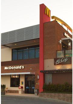 mcdonalds, emprego