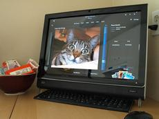 HP Touchsmart IQ506
